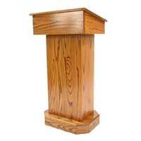 Wooden Podium