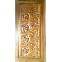 Teak carving doors