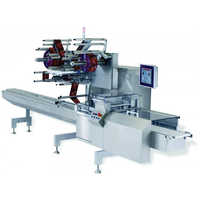 Chocolate wrapping machines