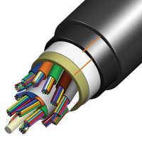 Loose Tube Fiber Optic Cable
