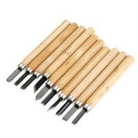 Wooden chisel