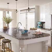 Kitchen laminates