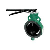 Zoloto butterfly valve