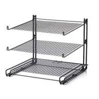 Three tier rack