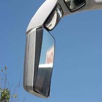 Bus mirrors