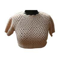 Woolen blouse