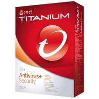 Trend micro antivirus software