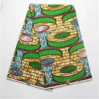 African Real Wax Fabric