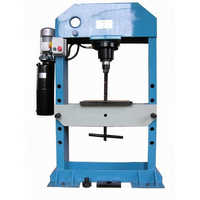Air Over Hydraulic Press