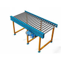 Power Roller Conveyor