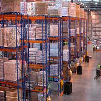 Cargo warehouse solution