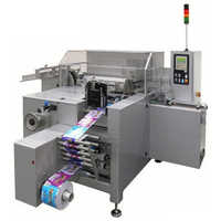 Chocolate packaging machines