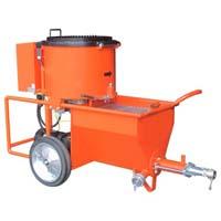 Mortar Spraying Machine