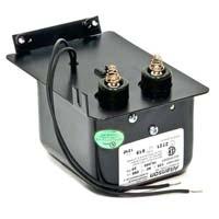 Gas burner ignition transformer