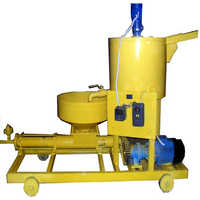 Cement grout pump