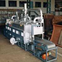 Gas nitriding furnaces