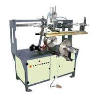 Round printing machines