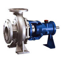 Centrifugal Chemical Pump