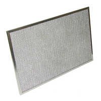 Air cleaner mesh