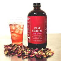 Rose syrups