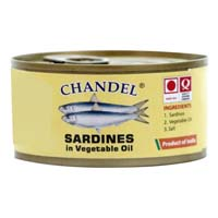 Canned Sardines