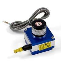 Draw wire encoder