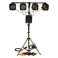 Portable stage lighting