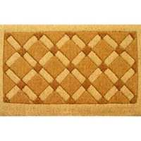 Rubber Backed Coir Mats