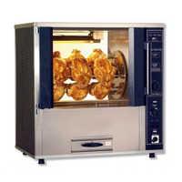 Chicken roasting machine