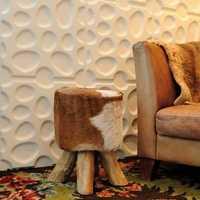 Texture interior designing