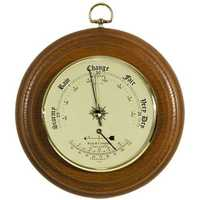 Weather barometer