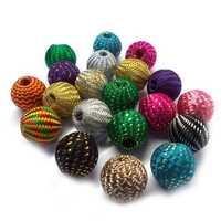 Silk Bead