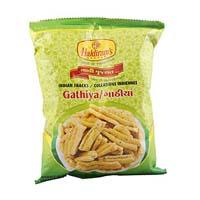 Haldiram gathiya