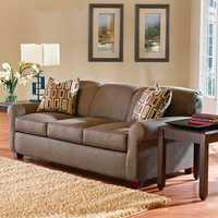 Handcrafted sofa