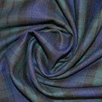 Brushed cotton fabric