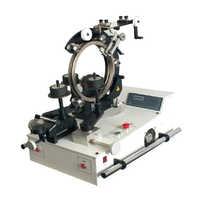 Toroidal winding machine