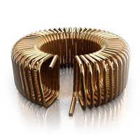Toroidal coils