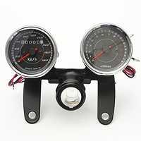 Motorcycle tachometer