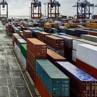 Sea Cargo Warehouse