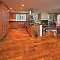 Wood floor repair services