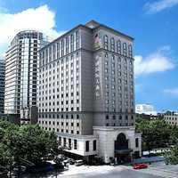 International hotel booking service