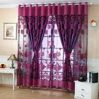 Wholesale Curtains Sheer Curtains Modern Curtains