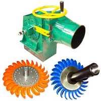 Micro turbines