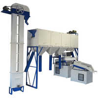 Sesame seeds machinery