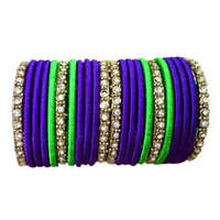 Thread bangle