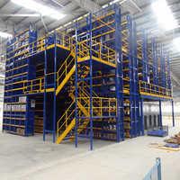 Multi tier rack