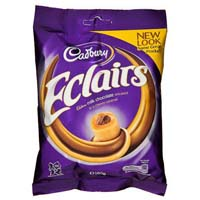 Eclairs candy