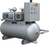 Anest iwata oil free air compressor