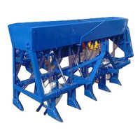 Seed drill machinery