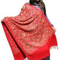 Handmade shawls